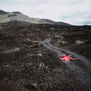 Taman Lava Hitam Batur Global Geopark Si Hitam Eksotis