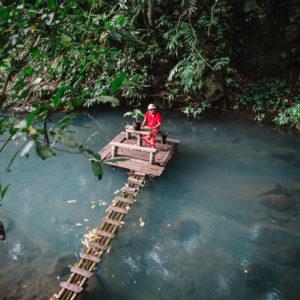 Mata Air Kakong Destinasi Eksotis dan Tersembunyi di Lombok