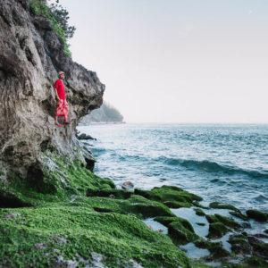 Pantai Green Bowl Permata Mangkuk Hijau dari Bali Selatan