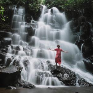 Air Terjun Kanto Lampo Memang Parah Bikin Basah Jiwa dan Raga