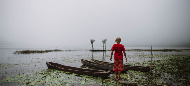 Danau Tamblingan Tidak Ada Duanya di Dunia