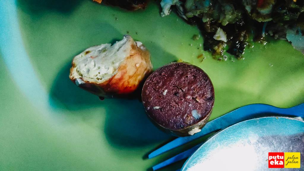 Oret atau sosis Babi
